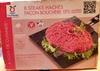 8 steaks hachés façon bouchère (15 % MG) - Produit