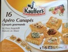 Kauffer's   16 Apéro Canapés - Produit