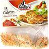 Galette Kauffer's pdt carottes Poireaux - Product