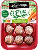 Bouchées au porc et légumes du jardin Ô P'tits Légumes - Produkt