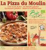 Pizzas BIO aux légumes cuisinés La Pizza du Moulin - Prodotto