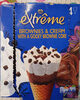 extreme brownies & cream - Product