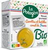 Velouté gourmand Carottes Lentilles Corail BIO - Product
