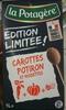Velouté de carottes, potiron et noisettes - Produit