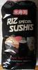 Riz spécial sushis - Produit