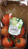 Tomates grappes bio - Product