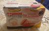 Yaourt au macaron framboise Savoie Yaourt - Product