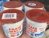 Fromage Frais Sucré 40% MG - Product