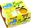 Yaourt au Lait Entier Saveur Citron - Produkt