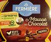 La Mousse au Chocolat Noir Pérou - Product