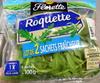 Roquette Lot de 2 sachets fraîcheurs - Product