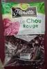 Le Chou Rouge, Prêt à consommer (3/4 portions) - Product