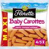 Baby Carrots Format maxi 450g - Produit