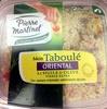 Mon Taboulé Oriental à l'Huile d'Olive - Produit