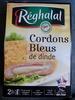 Cordons bleus de dinde halal - Product