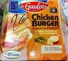 Chicken Burger - Produit