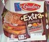 Extra burger haché de volaille fromage fondu bacon - Produit