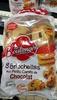 8 Briochettes aux petits carrés de Chocolat - Product