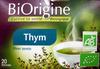 Thym BiOrigine - Produit
