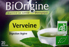 Verveine BiOrigine - Produit