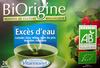 Excès d'eau (ou Elimination) BiOrigine - Produit