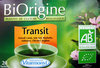 Transit BiOrigine - Produit