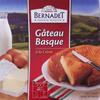 Gateau Basque surgelée - Produit