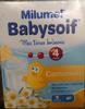 Babysoif - Mes 1ères boissons Camomille - Product