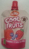 Cool Fruits - Pomme Fraise Myrtille - Produit