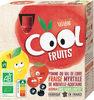 Cool Fruits Pomme Fraise Myrtille - Product