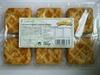 Gâteaux fourrés saveur amande - Product