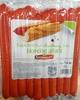 Saucisses de Strasbourg pour hot-dog géant - Product