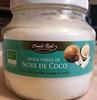 Huile vierge de noix de coco bio - Product