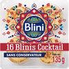 16 Blinis cocktail Blini - Produit