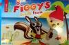 8 figgy's vanille fraise - Produit