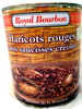 Haricots rouges aux saucisses créoles - Product