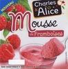 Mousse de Framboises - Product