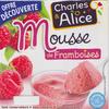 Mousse de Framboises (Offre découverte) - Produit