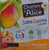 Pommes Mangues avec morceaux - Product