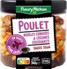 Poulet, nouilles chinoises & légumes croquants, sauce soja - Product