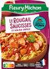Le rougail saucisse et son riz créole - Produit