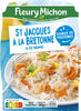 ST Jacques à la bretonne & riz basmati - Producto