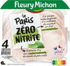 Le Paris Zéro Nitrite 4 tranches - Produit