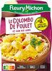 Le colombo de Poulet et son riz long - Product