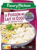 Le Poisson au lait de coco et son duo de riz - Product