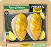 Poulet - Citron & touche de Thym - Produit