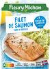 Filet de Saumon Purée de Brocolis - Produit