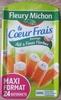Le Cœur Frais - Fromage Ail et Fines Herbes - Product