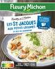 Les St-Jacques aux Petits Légumes et Riz de Camargue - Product