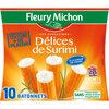 Délices de surimi à la chair de crabe - 10 bâtonnets - Product